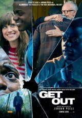 Poster for GET OUT [MA15+] - Movie Club Preview