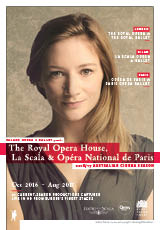 Poster for Palace Opera & Ballet: 2016-2017 Season
