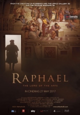 Poster for Raphael: The Lord of the Arts