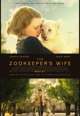 Poster for THE ZOOKEEPER'S WIFE [M] - Movie Club Preview