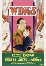 Poster for Wings: 90 year anniversary remastered screenings