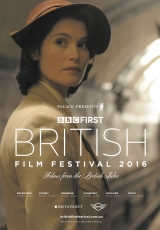 Poster for BBC First British Film Festival 2016
