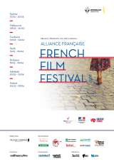 Poster for Alliance Française French Film Festival 2017