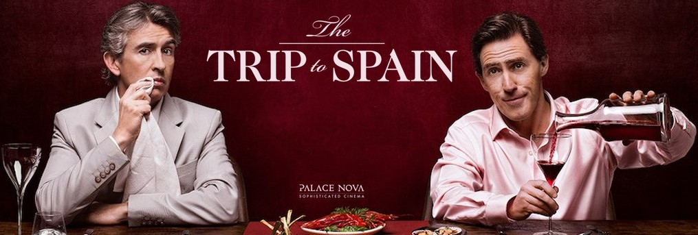 Delectable Deliciousness, Spain is calling, are you ready? - Now Showing