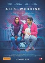 Poster for Ali's Wedding (M)