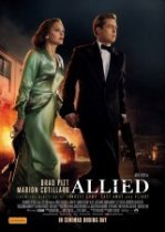 Poster for Allied (M)