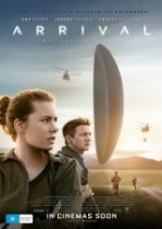Poster for Arrival (M)