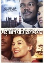 Poster for A United Kingdom (PG)