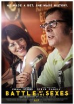 Poster for Battle of the Sexes (PG)