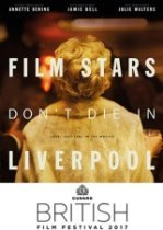 Poster for BFF17 Film Stars Don't Die in Liverpool (CTC)