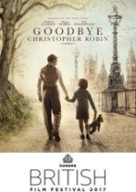Poster for BFF17 Goodbye Christopher Robin (15+)