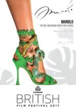 Poster for BFF17 Manolo: The Boy Who Made Shoes for Lizards (M)