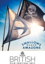 Poster for BFF17 Swallows and Amazons (PG)