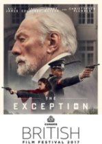 Poster for BFF17 The Exception (M)