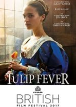 Poster for BFF17 Tulip Fever (MA15+)
