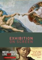 Poster for Exhibition On Screen: Michelangelo Love and Death (CTC)
