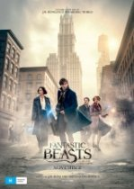 Poster for Fantastic Beasts and Where To Find Them (M)