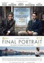 Poster for Final Portrait (M)