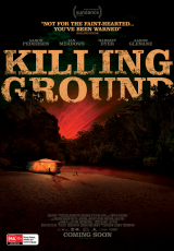Poster for Killing Ground (MA15+)