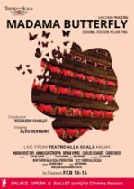 Poster for La Scala: MADAMA BUTTERFLY (CTC)