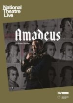 Poster for National Theatre Live: AMADEUS (CTC)