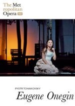 Poster for New York Met Opera: EUGENE ONEGIN (CTC)