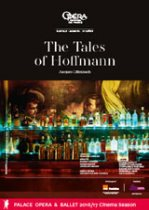 Poster for Opera de Paris: THE TALES OF HOFFMANN (CTC)