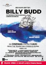 Poster for Opera di Roma: BILLY BUDD  (CTC)