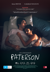 Poster for Paterson (M)