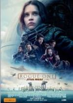 Poster for Rogue One: A Star Wars Story (M)