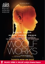 Poster for Royal Ballet: WOOLF WORKS (CTC)