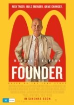 Poster for The Founder (M)