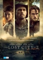 Poster for The Lost City of Z (M)