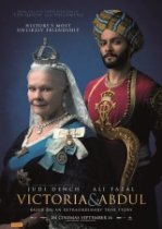 Poster for Victoria and Abdul (PG)