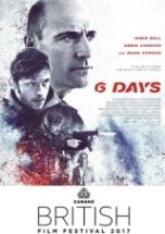 Poster for BFF17 6 Days (M)