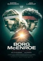 Poster for Borg Vs. McEnroe (M)