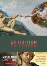 Poster for Exhibition On Screen: MICHELANGELO - LOVE AND DEATH (CTC)