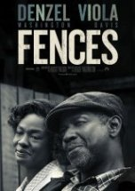 Poster for Fences (PG)