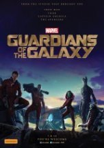 Poster for Guardians Of The Galaxy (M)