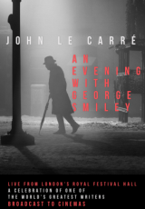 Poster for John Le Carré: An Evening With George Smiley (CTC)