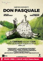 Poster for La Scala: DON PASQUALE (CTC)