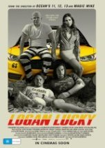 Poster for Logan Lucky (M)
