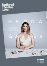 Poster for National Theatre Live:  HEDDA GABLER (CTC)