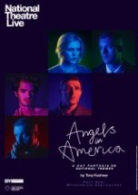 Poster for National Theatre Live: ANGELS IN AMERICA - PART 1 (CTC)