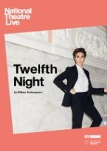 Poster for National Theatre Live: TWELFTH NIGHT (CTC)