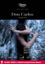 Poster for Opéra de Paris: DON CARLOS (Verdi) (CTC)
