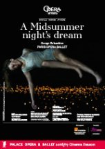 Poster for Paris Opéra Ballet: A MIDSUMMER NIGHT'S DREAM (CTC)