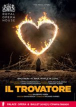 Poster for Royal Opera: IL TROVATORE (CTC)