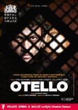 Poster for Royal Opera: OTELLO (CTC)