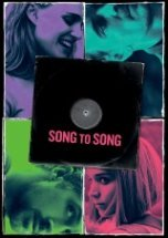 Poster for Song to Song (M)